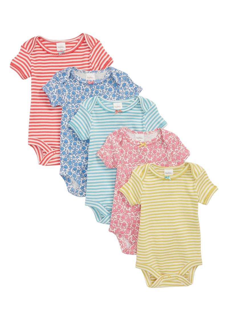 SC272 Ex Chainstore Assorted Floral & Stripe Bodysuits x95
