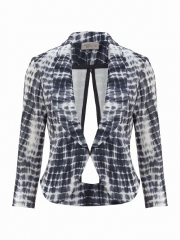 SL417 Ex UK Chainstore The Dye Cut Out Jacket x5