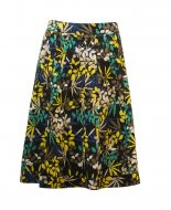 SL657 Ex UK Chainstore Floral Vintage Skirt x10
