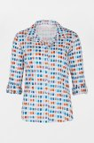 SL1086 Ex Chainstore Soft Cotton Printed Shirt x17