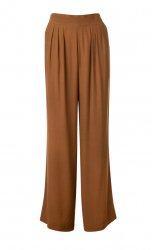 SL695 Ex UK Chainstore Tan High Waist Trouser x10