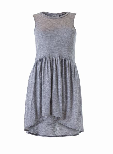 SL624 Ex UK Chainstore Sleeveless Dipped Tunic x12