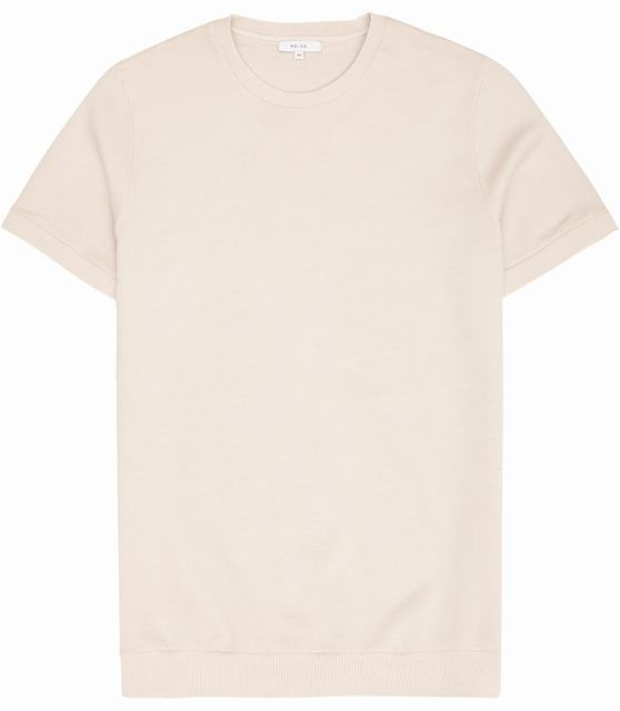 SM059 Ex Chainstore Felix Short Sleeved Sweatshirt x9