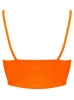 SL894 Ex Chainstore Strappy Bralet - Neon Orange x8