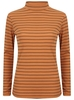 SL1091 Ex Chainstore Stripe Ribbed Turtle Neck x20