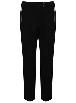 SL1104 Ex Chainstore Jacquard Slim Fit Trousers x12
