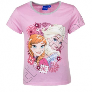 SC111 Ex Chainstore Girls Character Pink T-Shirt x90