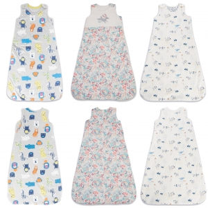 SC158 Ex Chainstore Fun Printed 2.2 Tog Sleeping Bag Grobag x50
